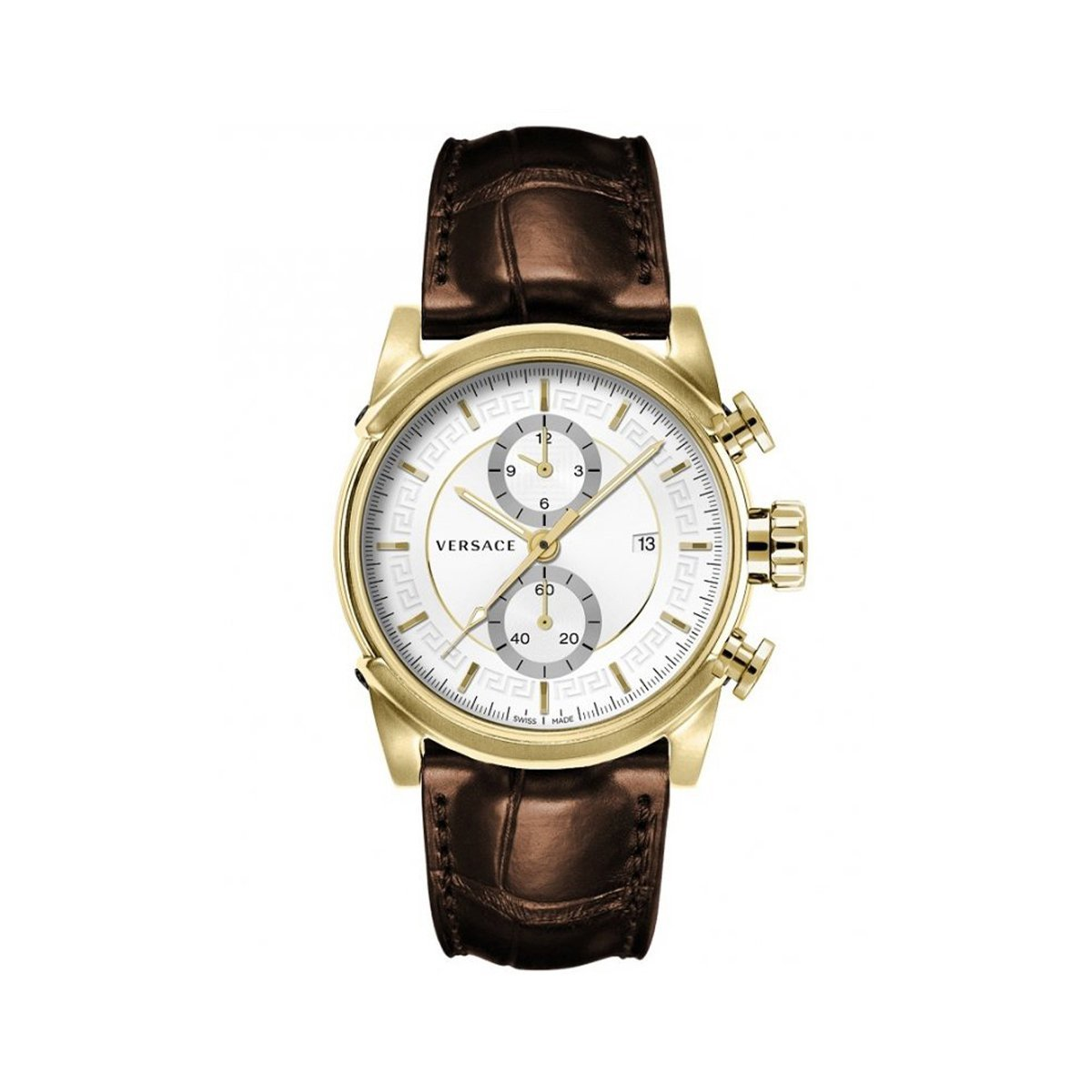 Versace Urban Chronograph White - Watches & Crystals