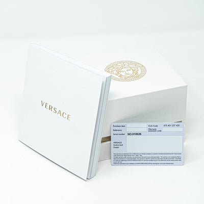 Versace V-Race Diver Blue - Watches & Crystals