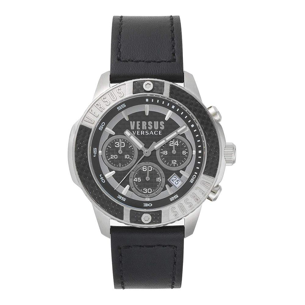 Versus Versace Admiralty Chronograph Steel - Watches & Crystals