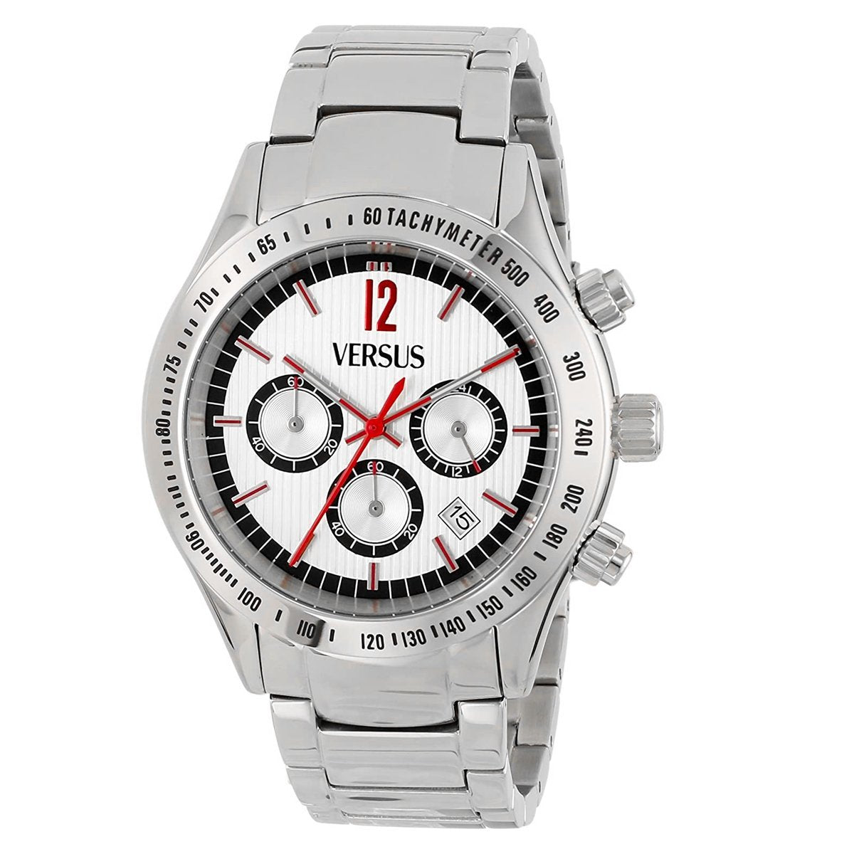 Versus Versace Cosmopolitan Chronograph White - Watches & Crystals