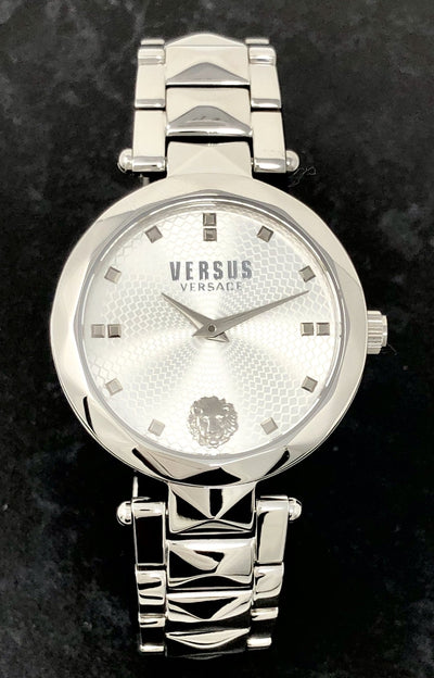 Versus Versace Covent Garden Stainless Steel - Watches & Crystals