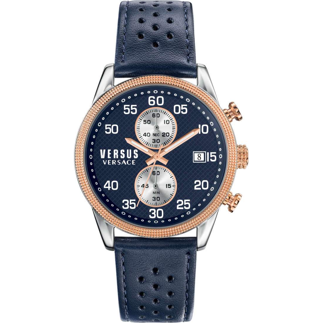 Versus Versace Shoreditch Chronograph IP Rose Gold - Watches & Crystals