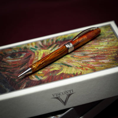 Visconti Van Gogh Bedroom In Arles Ballpoint - Watches & Crystals