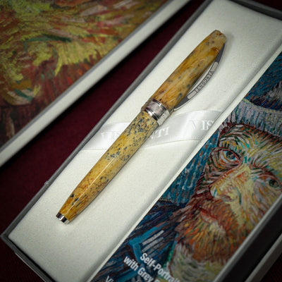 Visconti Van Gogh Vincent's A Pair of Shoes Rollerball - Watches & Crystals