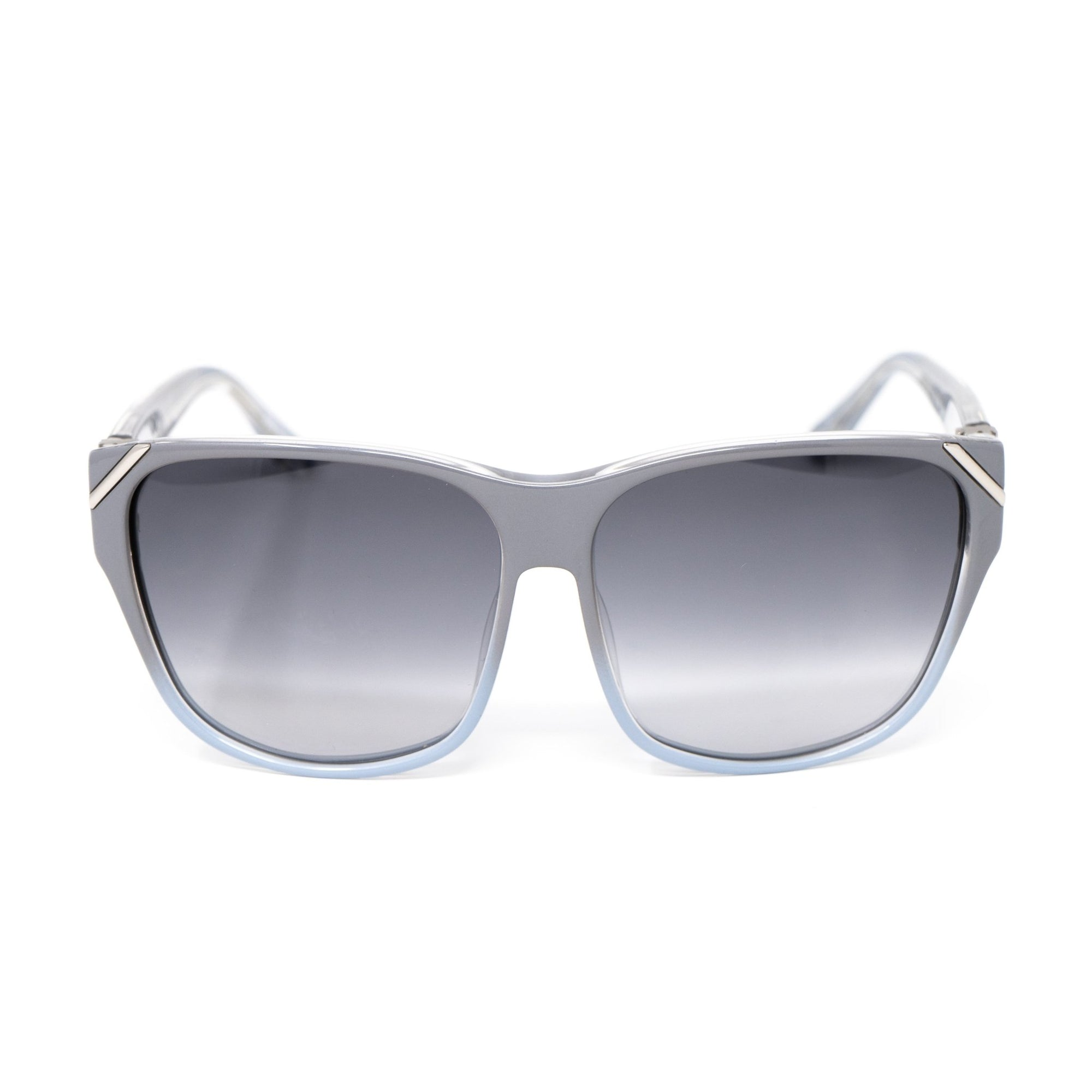 Yohji Yamamoto Unisex Sunglasses Square Grey and Grey Lenses - YY15C2SUN - Watches & Crystals
