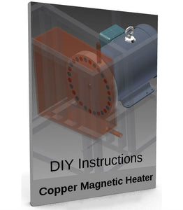 Copper Magnetic heater