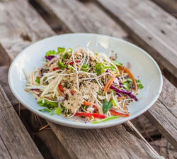 Tasty Raw Pad Thai