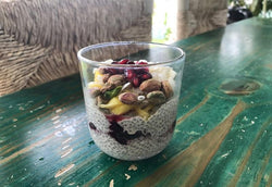 Overnight Chia Breakfast Pudding