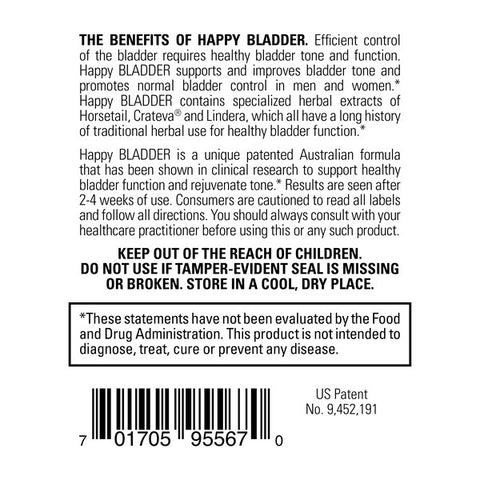 Happy Bladder