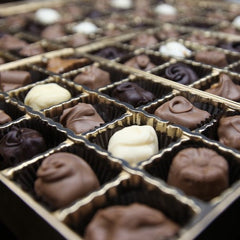 Box of Hand Dipped Chocolates