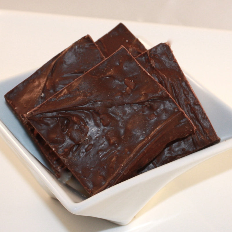 Sugar Free Milk Chocolate Almond Bark