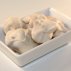 Sugar Free White Chocolate Cashew Clusters