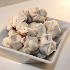 Sugar Free White Chocolate Peanut Clusters