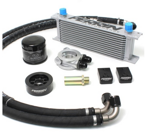 Perrin Oil Cooler Kit - FR-S/BRZ/86