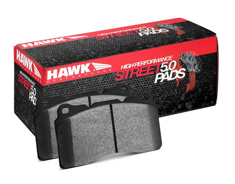 Hawk HPS 5.0 Rear Pads - FR-S/BRZ/86