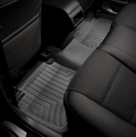WeatherTech Rear Floor Liner Set - FR-S/BRZ/86