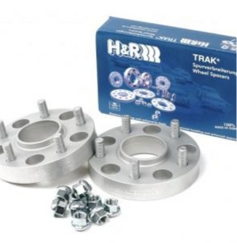 H&R Trak  5mm DRS Wheel Spacer Black - FR-S/BRZ/86