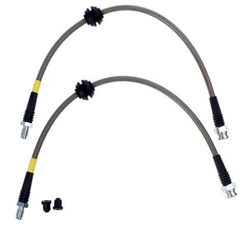 StopTech Front Stainless Brake Line Kit - FR-S/BRZ/86
