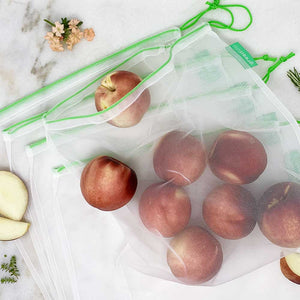 best reusable mesh produce bags