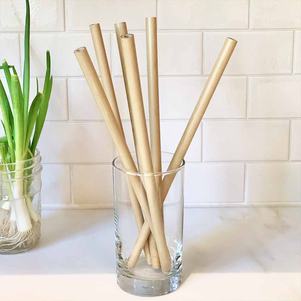 compostable bamboo straws