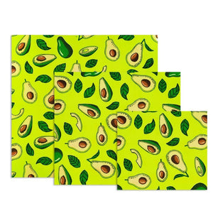 Beeswax Wraps - Avocado