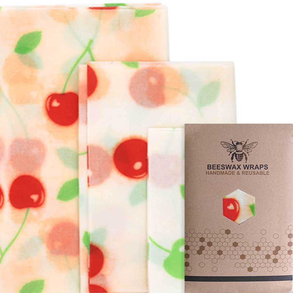 Beeswax Wrap - cherry