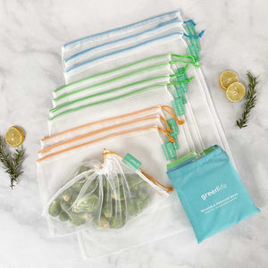 best reusable produce bag set