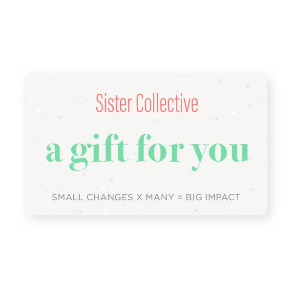 Eco-Friendly Gift Card