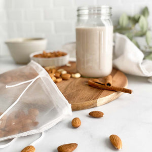 cashew nut milk bag