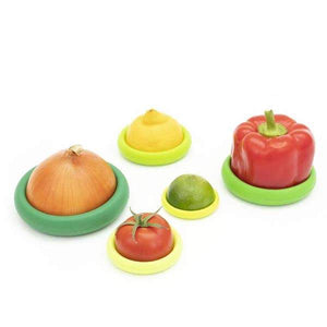 Reusable Silicone Food Savers