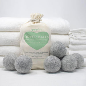 Greenlife Wool Dryer Balls - Grey
