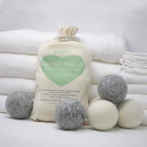 Greenlife Wool Dryer Balls - Mixed