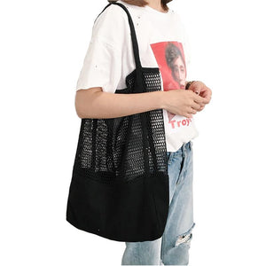 net reusable shopping bag
