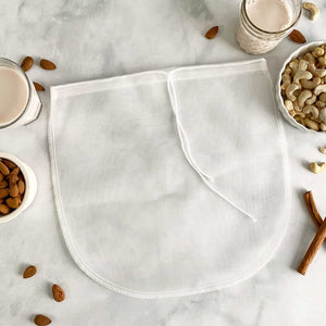 reusable nut milk bag