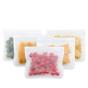 reusable ziploc bags