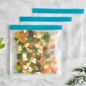 Reusable Gallon Storage Bags