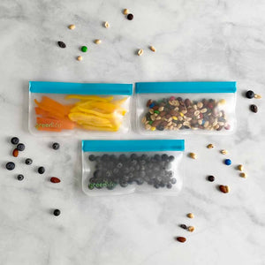 reusable ziploc snack bags