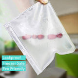 freezer safe silicone bag