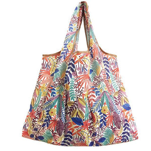stylish reusable grocery bag