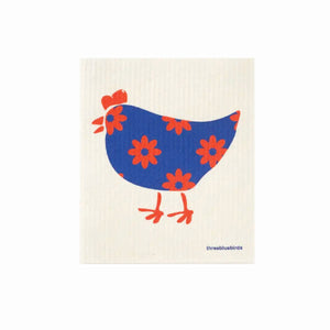 chicken swedish dish cloth