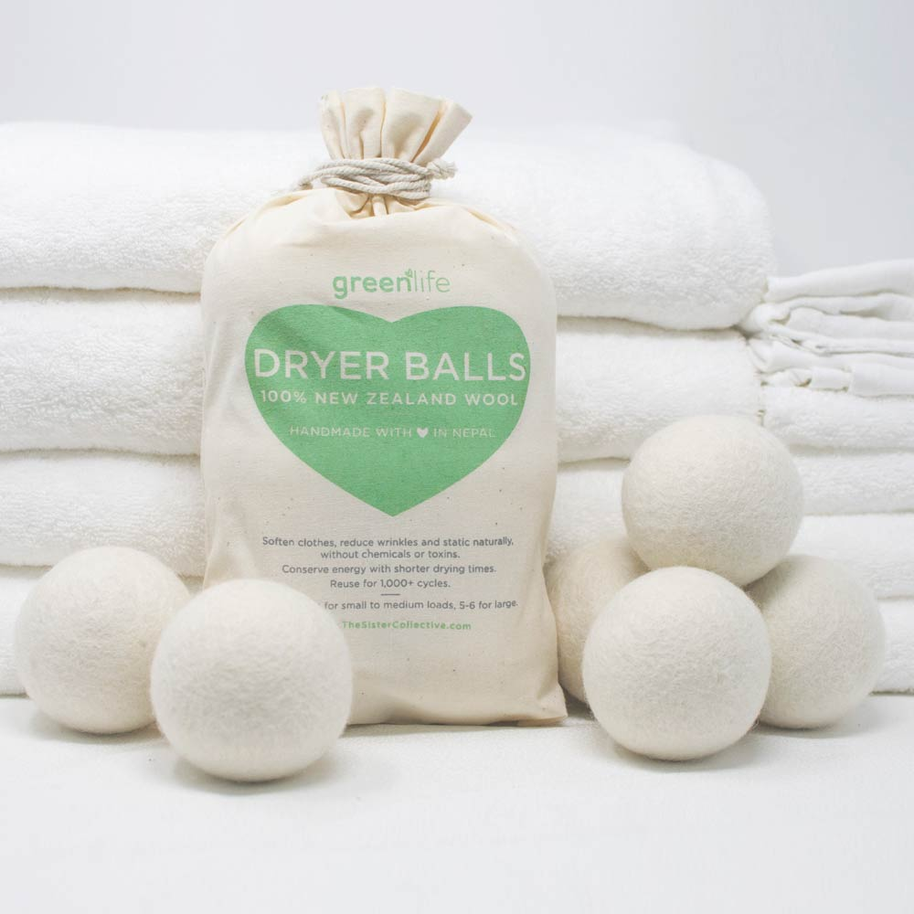 wool balls for dryer