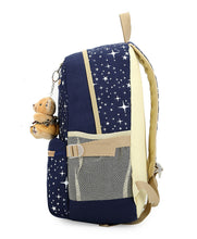 Load image into Gallery viewer, Cute Backpacks With Bear
