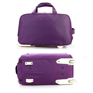 Lady Travel Luggage