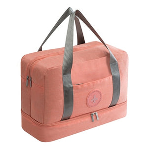 Double Layer Beach Bag