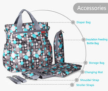 Load image into Gallery viewer, Maternity Baby Diaper Bag