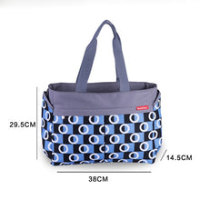 Load image into Gallery viewer, Baby Nappy Changing Stroller Bag