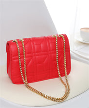 Load image into Gallery viewer, Chain Strap Flap Purse