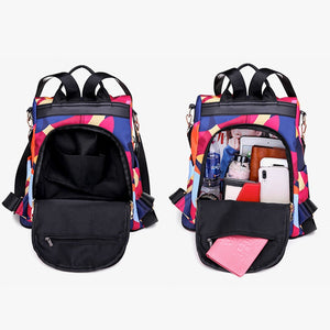 Fashion Anti-theft Backpack