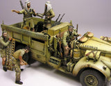 Master Box Ltd 1/35 WWII Long Range Desert Group (LRDG) (5) Kit