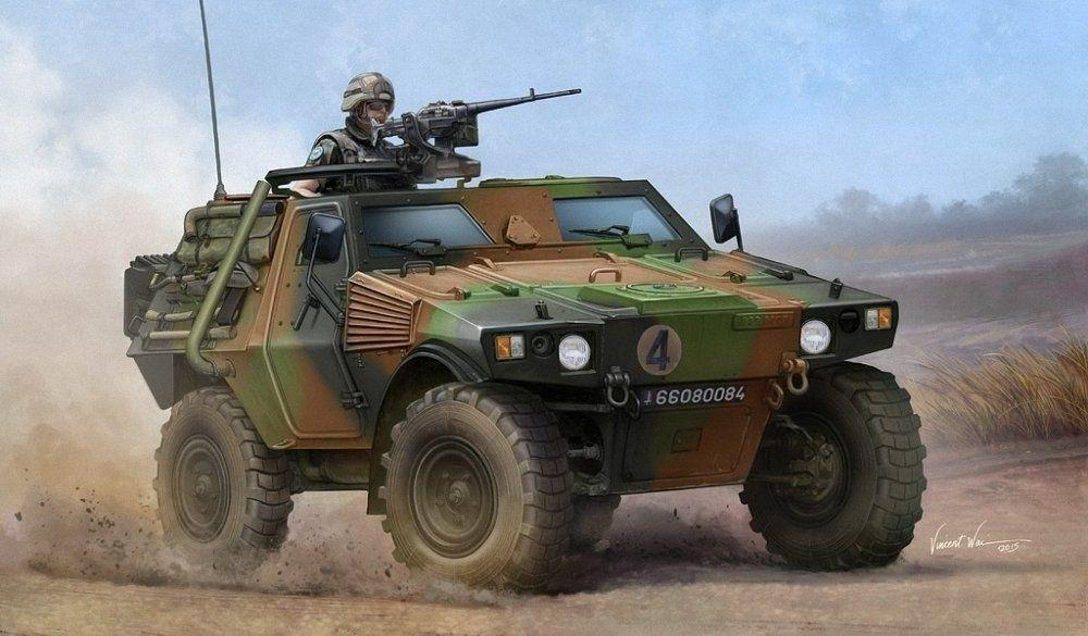 Hobby Boss 1/35 VBL Armored Car Kit